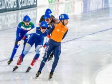 Nederlanders doen wat ze moeten doen in halve finales massastart