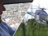 Op grote hoogte over de Tilburgse Kermis: 'Dacht dat ik doodging'