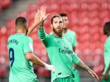 Real heeft na winst op Granada nog één zege nodig voor landstitel