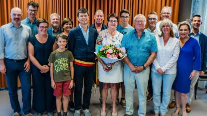 Werchter Jef Uytterhoeven en Joanna Waegemans 50 jaar getrouwd