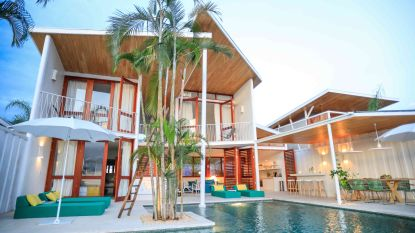 Côte d'Azur en Palm Springs komen samen in prachtige vakantievilla in Costa Rica