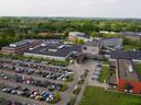 Het Albert Schweitzer ziekenhuis, locatie Zwijndrecht.