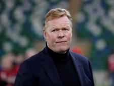 KNVB geeft geopereerde Koeman alle tijd: 'Hoop dat hij weer de oude wordt'