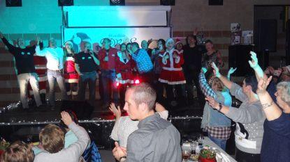 350 mensen feesten tijdens de kerstshow van radio P.R.O.S.