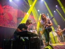 Leif de Leeuw Band speelt Allman Brothers Band in Cacaofabriek Helmond