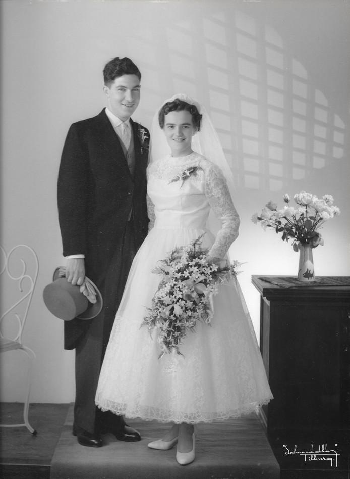Gerard en Riky van de Ven-van Nuenen (1959)