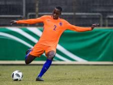Jordan Teze na spugen tot nader order uit de selectie gezet bij Oranje onder 20