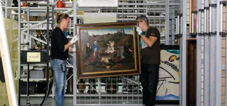 Dit topstuk van Museum Boijmans verkast tijdelijk naar Gent
