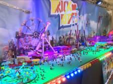 Legopoppetjes hebben hun eigen kermis in Tilburg