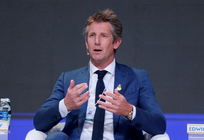 Algemeen directeur Edwin van der Sar.