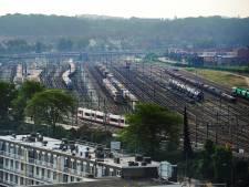 Akkoord voor groei 'duurzaam' goederenvervoer over het spoor