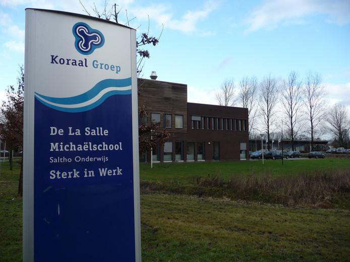 Over bijna een jaar is de huisvesting van de Michaëlschool in Boxtel weer bij de tijd.