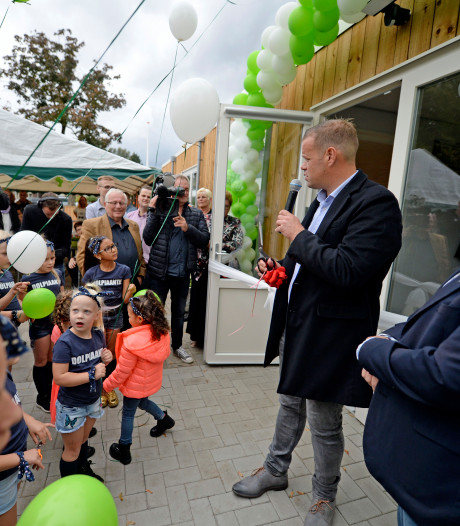 Buurthuis is nieuwe hart van Dolphia in Enschede