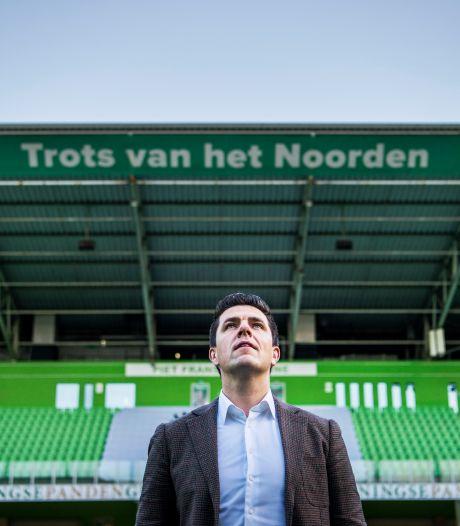 Wouter Gudde wil kloof dichten met FC Groningen: 'Gezin komt vaak op de tweede plek'