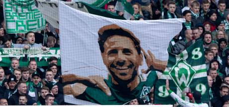 Recordtreffer Pizarro (40) levert Bremen puntje op