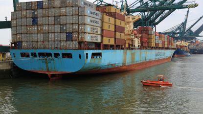 Zevende recordjaar op rij voor haven: containertrafiek wint aan marktaandeel