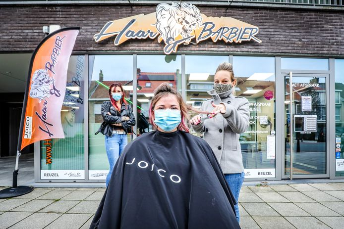 Haar & Barbier in Sint-Michiels