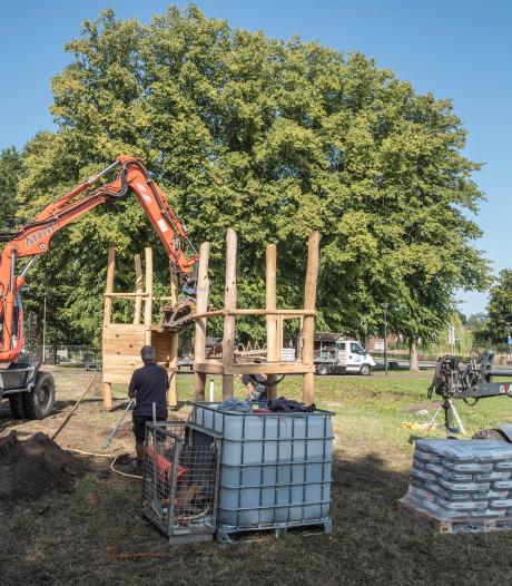 Nieuwe Groesbeekse speeltuin zondag officieel open