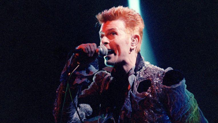 'Wie wil dat niet lezen, dat hij zich in één spectrum bevindt met David Bowie, Barack Obama, Tom Hanks en Lionel Messi?' Beeld epa