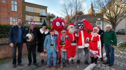 Aalter ondergedompeld in kerstsfeer
