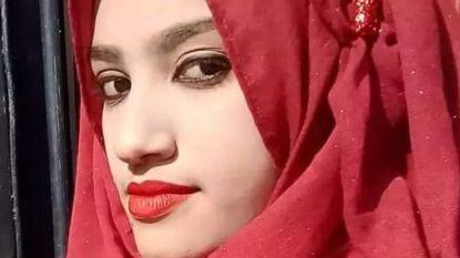 Doodstraf voor zestien mensen die studente Nusrat (19) levend verbrandden in Bangladesh