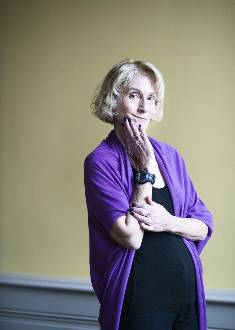 Nissenbaum: 'Als kinderen opgroeien met de gedachte: die moslim is mijn medeburger, dan verandert dat een volgende generatie' Beeld Linelle Deunk