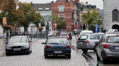 Grote Markt van Herentals wordt autovrij