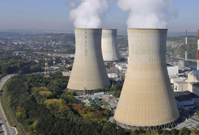 Een kerncentrale. Foto ter illustratie.