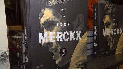 Eddy Merckx stelt nieuw boek voor over zijn meest onwaarschijnlijke koersjaar