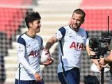 Tottenham walst over Southampton heen