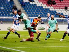 Valse start van slordig Willem II dat de punten in Friesland achterlaat