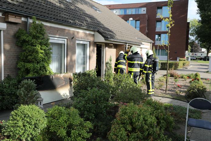 Brand Van Rijckevorselstraat Loon op Zand