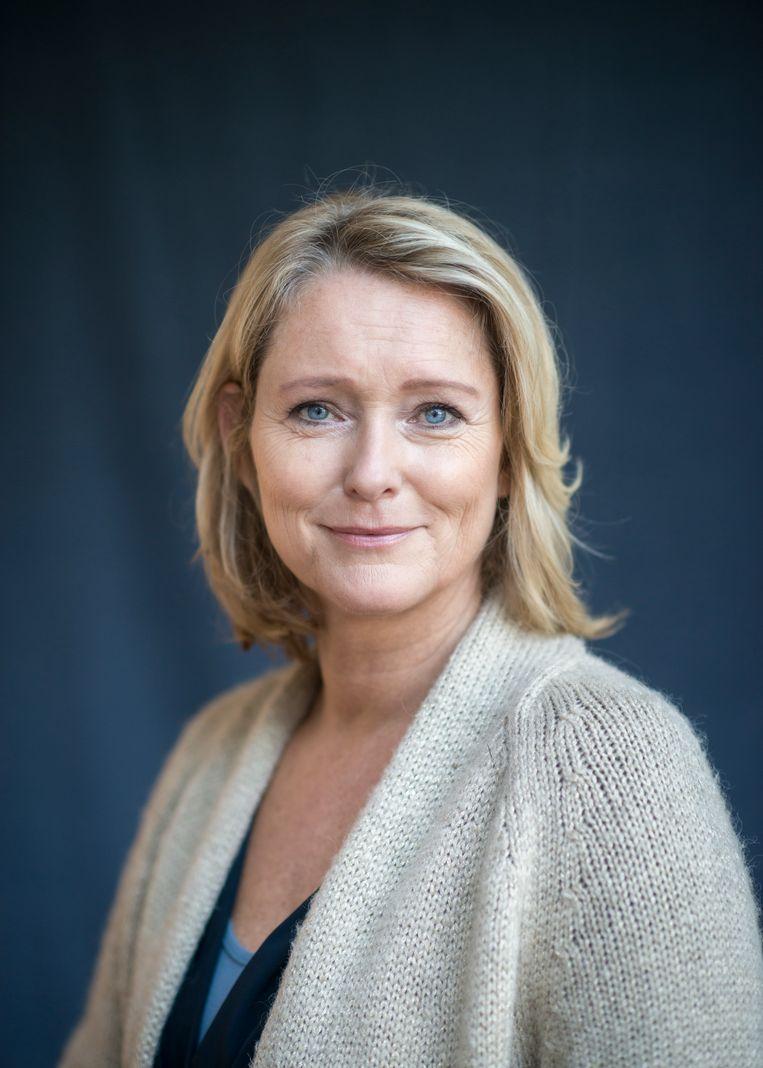 Antoinette Hertsenberg: 'Zolang de bazen van AvroTros mij willen hebben, blijf ik zitten.' Beeld Linelle Deunk/Lumen