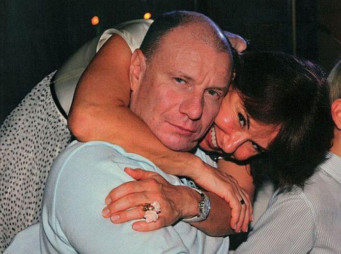 Vladimir et Natalia.