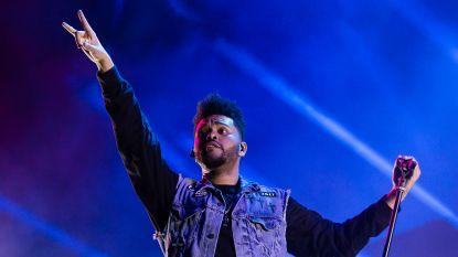 The Weeknd komt naar Sportpaleis met unieke show
