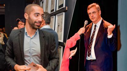 Joachim Coens en Sammy Mahdi gaan naar tweede ronde CD&V-voorzittersverkiezingen