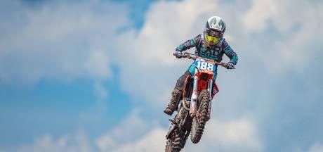 Zesde van de wereld, daar is motocrosser Shana van der Vlist tevreden mee