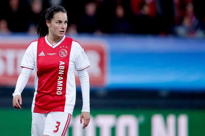 Caitlin Dijkstra.