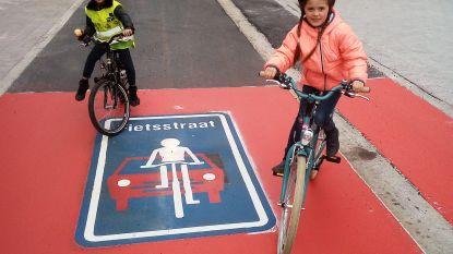26 pv's voor bestuurders die inhaalverbod negeren in fietsstraten