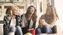 Van liefdesrivales naar boezemvriendinnen: Charlotte, Eva en Roos zijn exen van dezelfde gek