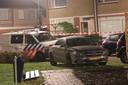De schietpartij in november aan de Gentiaanstraat zorgde voor kogelgaten in de Mercedes van de man en vrouw die werden beschoten.
