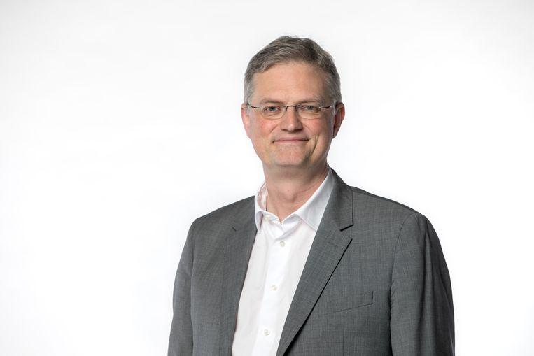 Tim Pauwels, nieuwsombudsman bij de VRT.