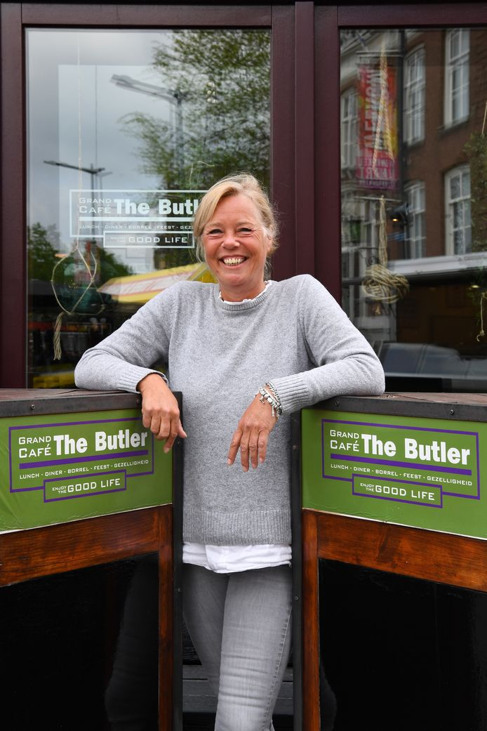 Daisy Kerkhoffs, eigenaar van The Butler in Etten-Leur.
