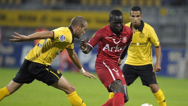Ajax heeft interesse in Hadouir (R). Foto ANP Beeld