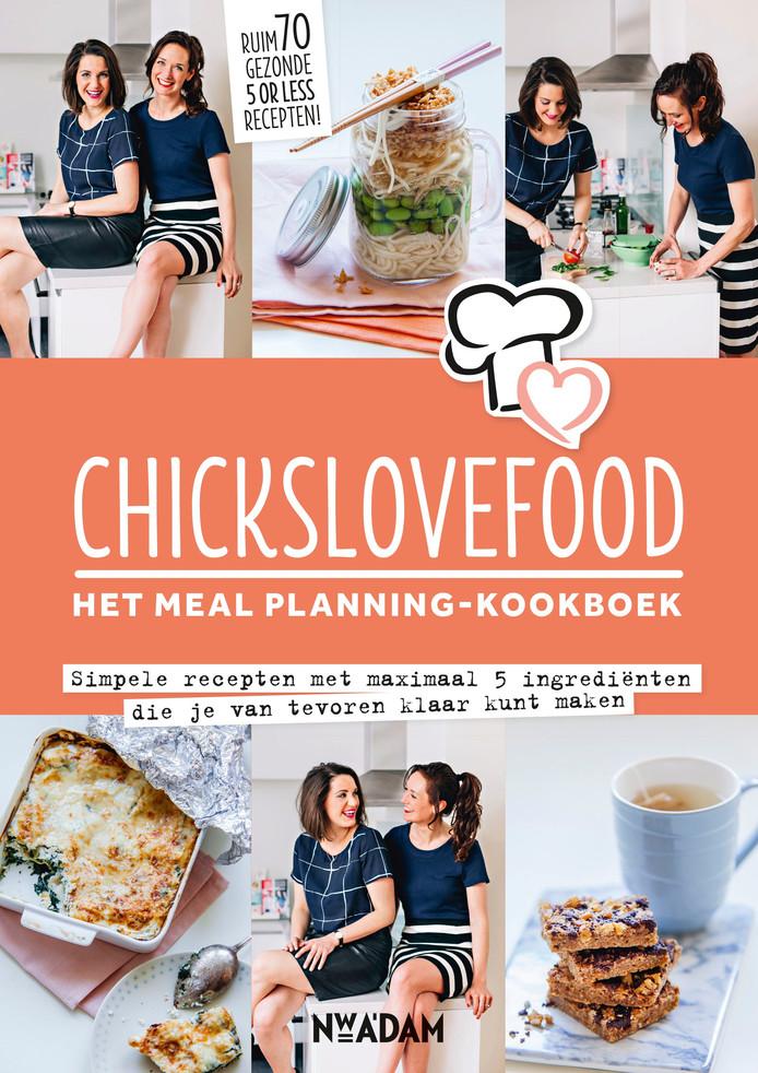 Het Meal Planning-kookboek van ChicksLoveFood.