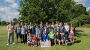 VTI Poperinge schenkt 2.032 euro aan De Zonnegloed