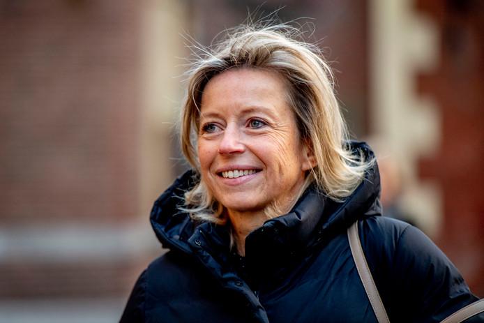 Kajsa Ollongren, Minister van Binnenlandse Zaken en Koninkrijksrelaties (D66)