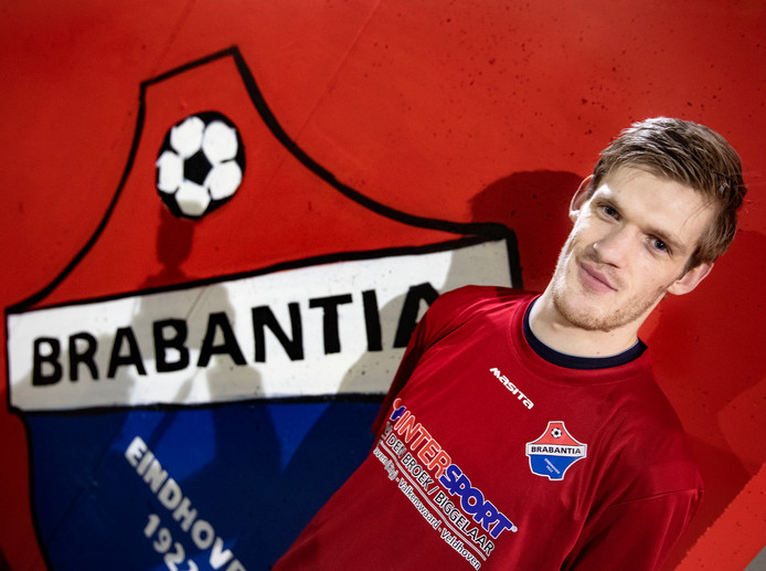 Ferry Aerts speelt weer bij Brabantia Eindhoven
