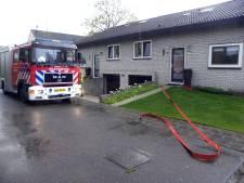 Neerslagpiek bij onweer zorgt voor ondergelopen kelder in Aalten