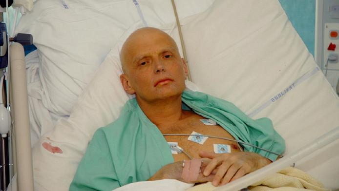 Litvinenko stierf in 2006 na een vreselijke doodstrijd van drie weken.